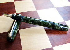 More details for a nice example of a  vintage 1940s mabie todd swan 6141 fountain pen