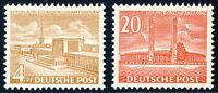 BERLIN 1953, MiNr. 112-113, 112-13, tadellos postfrisch, Mi. 70,-