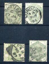 GB 1883 77-79,81 gest sehr schön 700€(Z0159