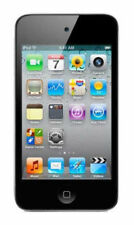 Apple iPod Touch 4th Generation Black (8GB) used