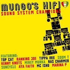 "Mungos Hi Fi-Sound System CHAMPIONS (NEUF 2 x 12"" Vinyl LP)"