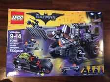 New LEge Batman Movie Two-Face Double Demolition Set 70915 in Sealed Damaged Box