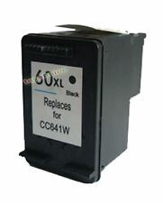 HP 60XL Black CC641W Reman Ink Cart 33% More Ink 21ml