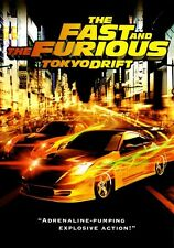 Fast and the Furious movie poster - Tokyo Drift poster - 11 x 17 inches