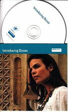 DOZAN Introducing Dozan 2008 UK 9-track promo CD