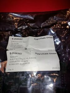 Hygromatik controller with Relay board C45 model humidifier