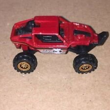 2006 Matchbox Off-Road Rider Red