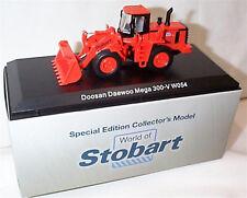 EDDIE STOBART DOOSAN DAEWOO MEGA 300-V W054 1:76 New Boxed