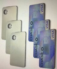 Style Credit Card Size Magnetic Metal Pipe Fits Your Wallet