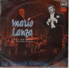 """Mario Lanza-Le Grand Caruso-RCA Victor – 230.213-Vinyl, 10""""-1958"""