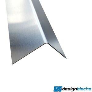 Aluminium Winkelleiste Aluprofile Eckschutz Winkelblech Eckprofil Alu bis 2000mm