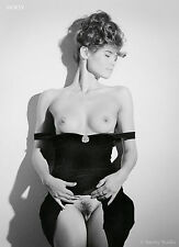 Fine Art Black & White Nude Photo, signed print by Craig Morey: Bobby 81011.09