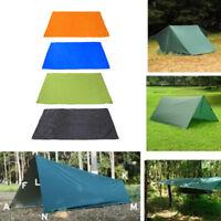 1Pcs Camping Tent Tarp Awning Sun Shade Rain Shelter Moisture-proof Picnic Mat