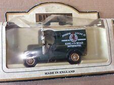 Lledo Days Gone 1912 Renault Van with Joseph Lucas decals