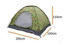 Tende e coperture da campeggio ed escursionismo verde senza marca