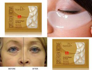 TianDe Crystal Collagen Eyelid Mask,1pc