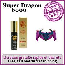 Super Dragon 6000 ®, plus Puissant que le Stud 100 spray .Enrichi en vitamine E.