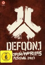 Defqon.1 Festival 2013 - Weekend Warriors cd/dvd/blu-ray