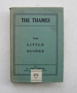 The Thames (The Little Guides)