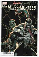 Marvel Comics ABSOLUTE CARNAGE MILES MORALES #2 1st Print  Codex variant NM