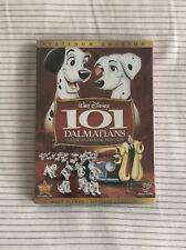 Disneys: 101 Dalmatians DVD - FREE SHIPPING & RETURNS