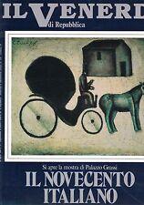 1989 04 28 - IL VENERDI DI REPUBBLICA - 28-04-1989 - N.70 - IL NOVECENTO ITALIAN