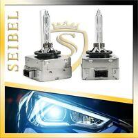 2 x Premium Xenon Brenner D1S Lampen Birnen für Qashqai J10 PLATIN EDITION NEU