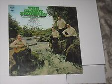 33rpm THE CLANCY BROTHERS flowers in the valley(IN SHRINK)CS 9932 nice SEE PICS
