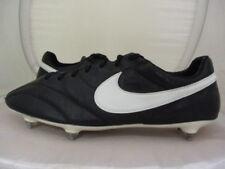 Nike tiempo premier Para hombre Botas De Fútbol SG UK 13 nos 14 EUR 48.5 cm 32 ref 2499 *