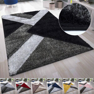 Soft Fluffy Rugs Non Slip Thick Shaggy Rugs Living Room Floor Bedroom Area Rug