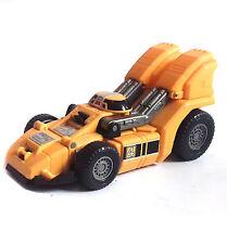 "POWER Rangers Deluxe Doppio Morphing Rescue Megazord Camion/Auto 6"" Figura parte"