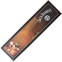 Jack Daniels Whiskey Bar Wetstop Runner  900mm x 240mm   (pp)