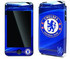 Chelsea Football Club iPod Touch 4 pelle autoadesivo ufficiale Blues Merce Nuova