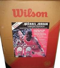 Vintage 1988 MICHAEL JORDAN LE BASKETBALL BACKBOARD SYSTEM Wilson NIB