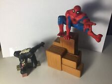 1997 Applause Spider man  and Venom figures Lot of 2.