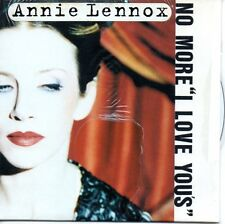 ★☆★ CD Single Annie LENNOX No more I love you's 2-Track CARD SLEEVE   ★☆★