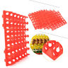 6 Pk Egg Trays for Incubator Storage Holds 30 Poultry Turkey Duck or Peafowl Egg