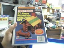 Sealed Toys-N-Things 37 piece Frontier Building Set New!