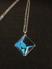 Touchstone Crystal Necklace New Condition