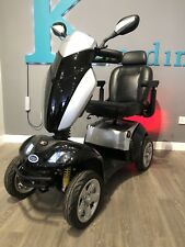 Kymco Agility Black 8MPH Mobility Scooter