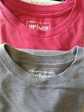 Urban Pipeline Boys T-shirts Watermelon Red & Grey Size XL