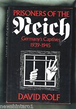 #MM. MILITARY BOOK - WWII POW PRISONERS OF WAR OF  GERMANY