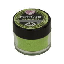 Rainbow Dust Kolor Proszku jadalne dekoracyjne zabarwienie- Wiosenna ziele?