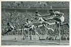 44. Forrest Towns USA 110 m Hurdles Athletics OLYMPIC GAMES 1936 CARD