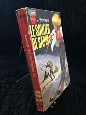La chouette - Collection Action n°209 - Le soulier de sapin (cag42)