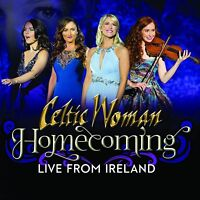 Celtic Woman - Homecoming: Live from Ireland (NEW CD + DVD)
