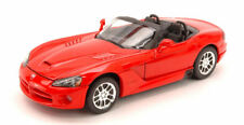 Dodge Viper Rt/10 2003 Red 1:24 Model 0236 WELLY