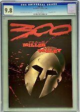 Frank Miller 300 #5 CGC 9.8 White Pages Dark Horse Comics 9/98
