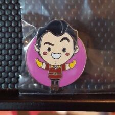 Gaston Pin from the Disney World of Evil Mystery Pack