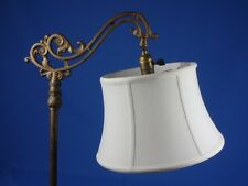 Floor Lamp Shade Shallow Drum Tissue Shantung Tailor Made Lampshades